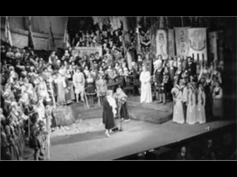 Wagner, Meistersinger Act I - Toscanini - Salzburg - 1936