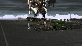 Metal Saga - Man o