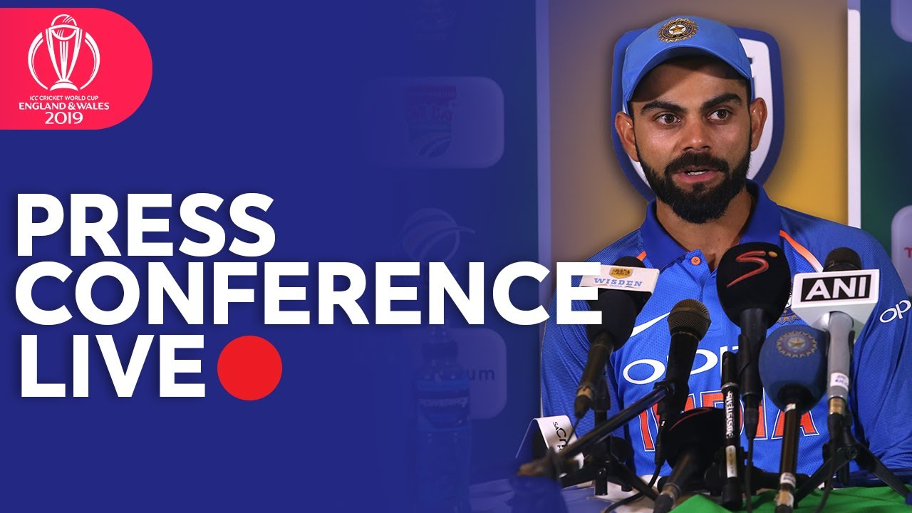Post Match Press Conference India vs South Africa | ICC Cricket World Cup 2019