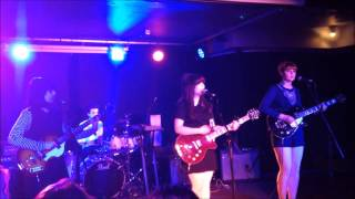 The Velveteens perform their song Mr Blackjack at The Wardrobe in L...