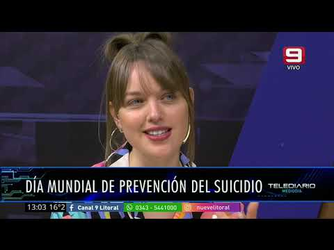 Jornada de prevención del suicidio
