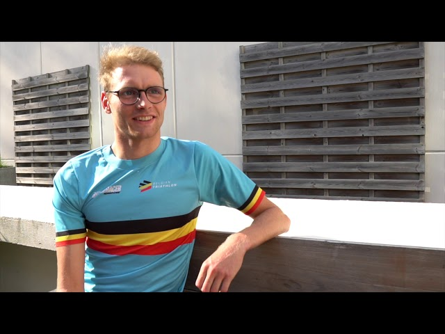 Noah Servais klaar voor WC Antwerpen 2019