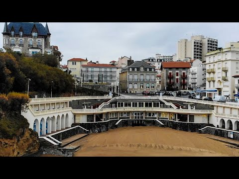 BIARRITZ, FRANCE:  Our LAST European stop & lobster roll from La Crique!  | Ep. 43
