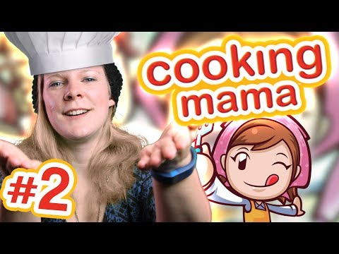Cooking Mama #2 - They See Me Rollin'... Strawberries
