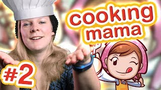Cooking Mama #2 - They See Me Rollin