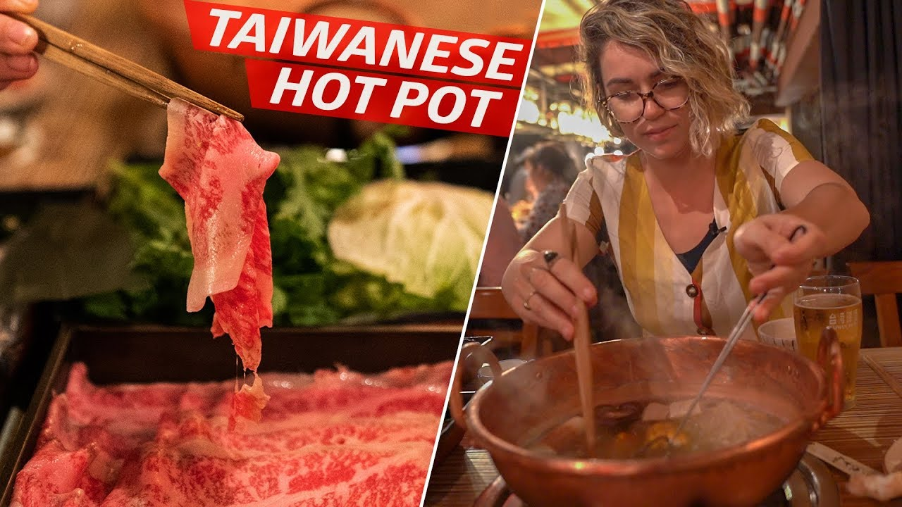 Taiwanese Wagyu Beef & Seafood Hotpot — Travel, Eat, Repeat
