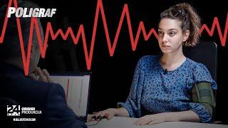 Elizabeta Brodić, jeste li se ikada ljubili sa ženom? | Poligraf | Epizoda 7 Sezona 2