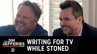 The 4/20 Writers' Room Challenge - The Jim Jefferies Show