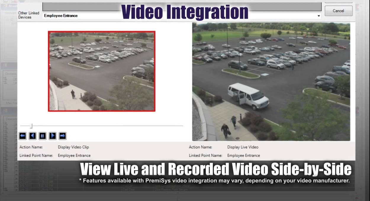 PremiSys™ Access Control System | IDenticard™