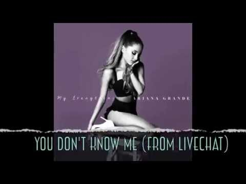 Updated Ariana Grande My Everything Album Previews/Snippets
