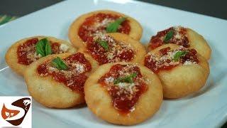 Pizzelle fritte napoletane – Antipasti sfiziosi, facili e veloci