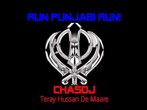 Teray Husan De Maare ChasDJ v Master Saleem
