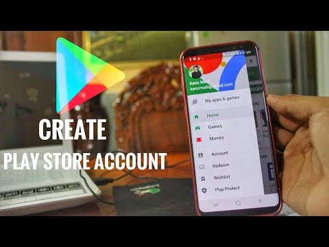 How To Create Google Play Store Account EASY