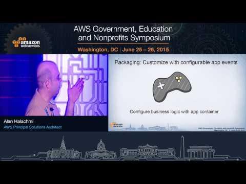 AWS Symposium - Washington, DC | Amazon Workspaces Application Manager