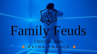 ChrisTheCooker - Family Feuds Freestyle (Remix of Jay-Z's Family Feud)