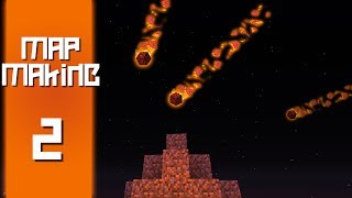 Minecraft Map Making - Meteor Shower [2]