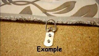 Very Easy Diy Headboard (: