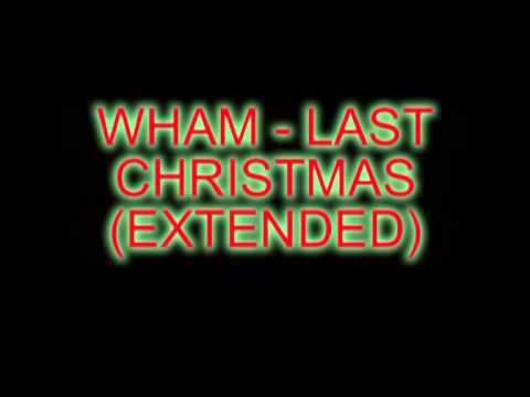 Wham Last Christmas Pudding Mix Extended Version