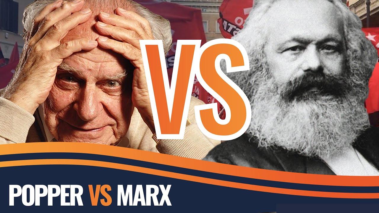 Popper contro Marx - Tutti gli errori di Marx [4/5]
