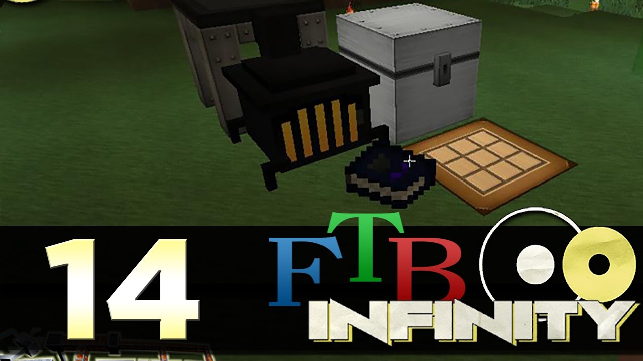 Ftb infinity evolved guide mod