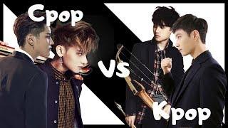 Cpop vs Kpop (Both r good) - pls read description ♥