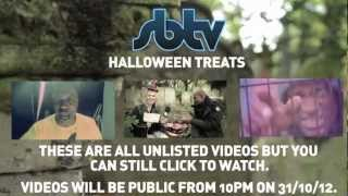 #SBTVHalloween with Tempa T, Dot Rotten & Rodney P/Fallacy/Zed Bias [Sleepin Giantz]