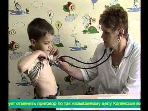 В Долгодеревенском открыли обновленную детскую поликлинику