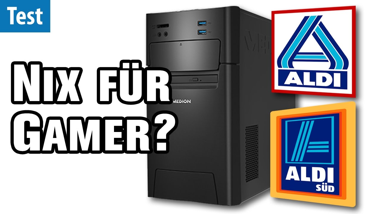 gaming pc oder gurke aldi pc medion akoya p2150d im test mit cs go und benchmark youtube. Black Bedroom Furniture Sets. Home Design Ideas