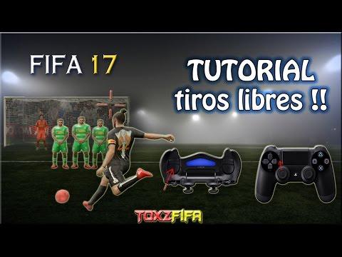 Tutorial de tiros libres BASICO - FIFA 17