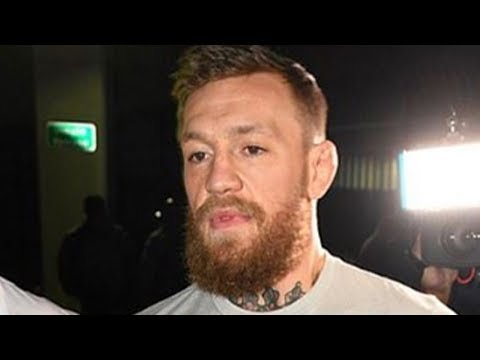 Conor McGregor ARRESTED In Miami Beach After DESTROYING A Fans Phone!