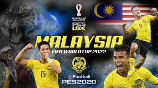 PES2020 - Malaysia di WORLD CUP 2022 - CUBAAN - 6 (Sampai koyak)