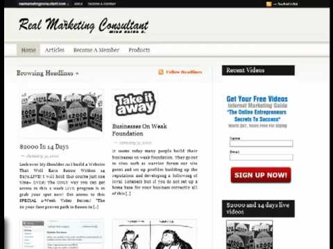 Intro to internet marketing