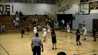 Brittany Amaker Basketball Video #11