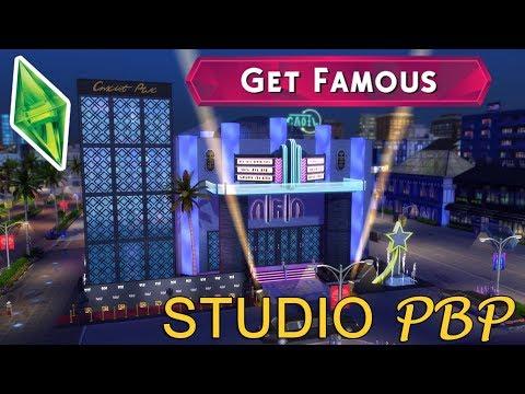 Sims 4 - STUDIO PBP - DEL SOL VALLEY REDO - Speed Build - NoCC
