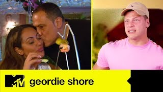 Alex Gets A Surprise As He Meets Sophie's Dad For The First Time | Geordie Shore 18