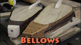 BorntoForge - Making Blacksmiths Bellows