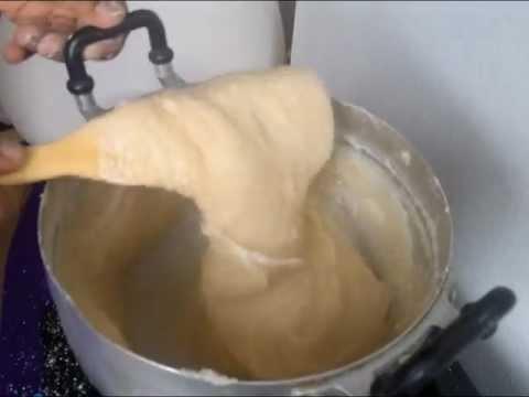 Fufu Recipe- African food Recipe