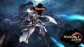 Heavenly Saber Gameplay Trailer ANDROID GAMES on GplayG