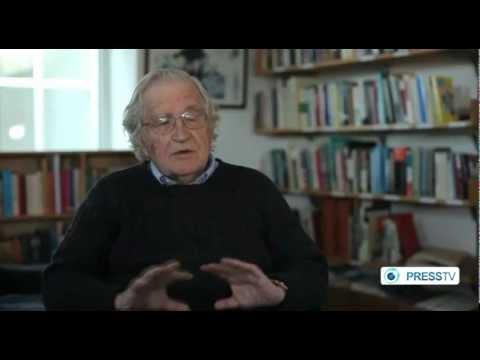Noam Chomsky - US, a top terrorist state in world