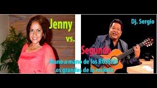 Gran mano a mano segundo rosero vs jenny rosero