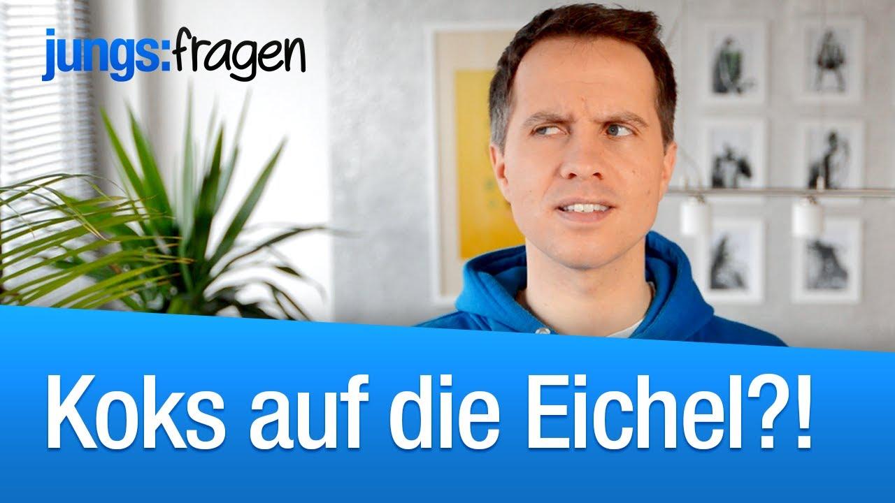 Länger poppen mit Koks auf der Eichel? | jungsfragen.de