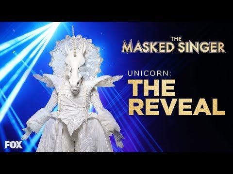 J. Cortez - AMAZING: The Unicorn on the Mask Singer is Revealed!