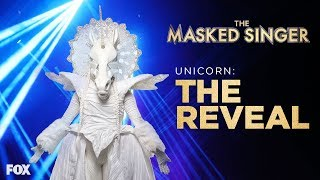 The Unicorn Is Revealed | Season 1 Ep. 5 | THE MASKED SINGER