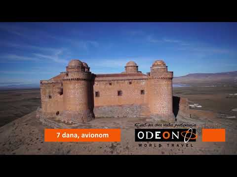 Andaluzija, Španija | Odeon World Travel