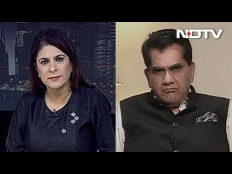 India Can Jump To Top 50: NITI Aayog CEO On Ease Of Doing Business