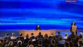 Путин жестко отреагировал на вопрос журналиста АиФ