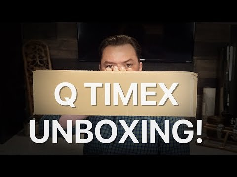 Q Timex Unboxing + Affordable Horween Straps From Popov Leather