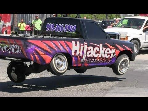 Hydraulics Contest - NOPI Car Show