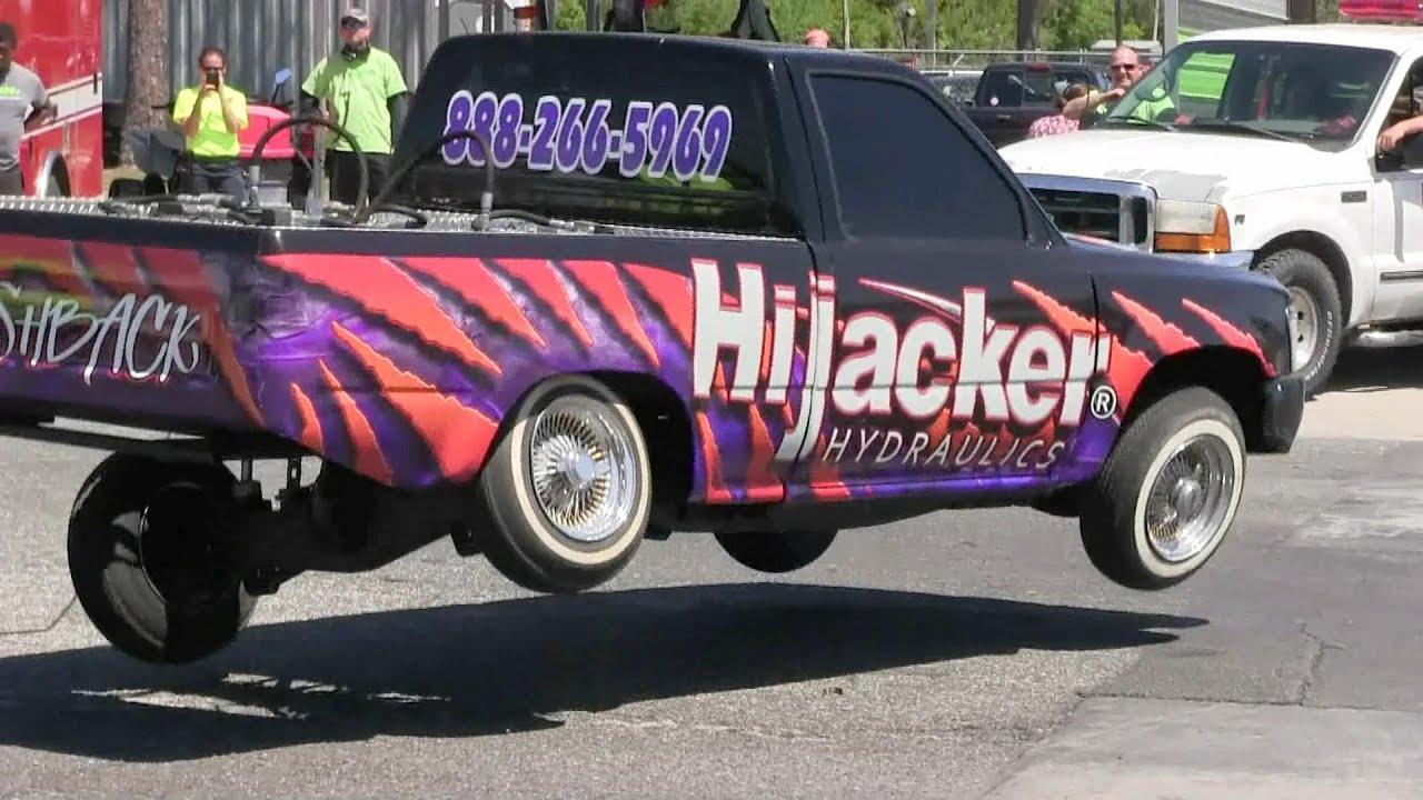Hydraulics Contest Nopi Car Show