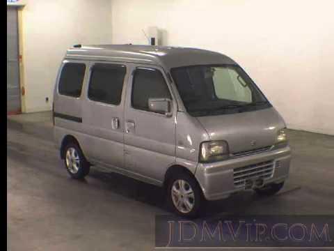 1999 suzuki every db52v youtube rh youtube com Suzuki Every Mini Van Suzuki Every Mini Van